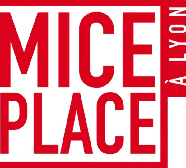 Logo mice place lyon