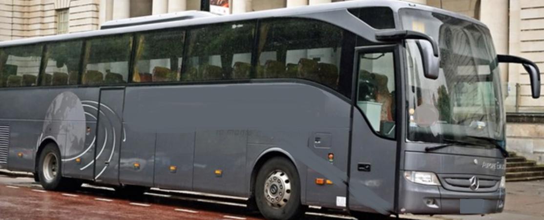Vtc lyon et les partenaire bus 53 places